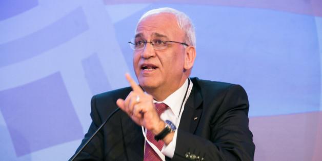 Saeb Erakat (archibves)