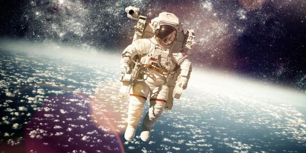 """US-Astronaut: """"Ja, es gibt andere Lebensformen im All"""""""