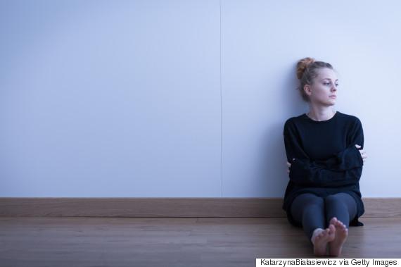 woman depression