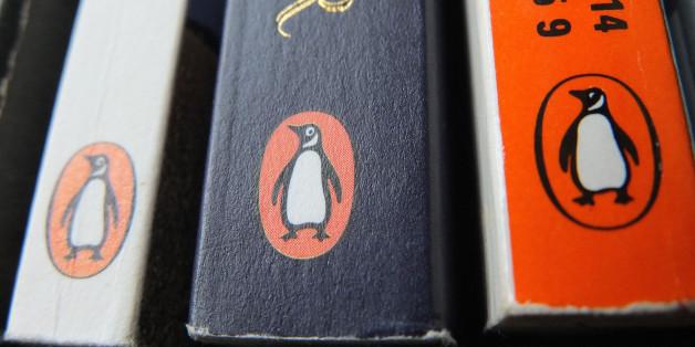 Penguin published books.