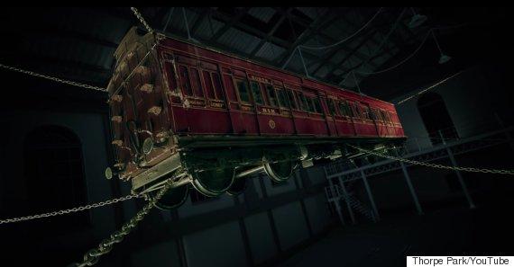 derren train