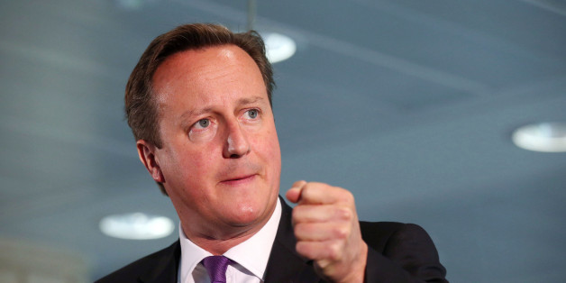 """David Cameron: """"Now what we are doing is targeting the language money much more accurately."""""""