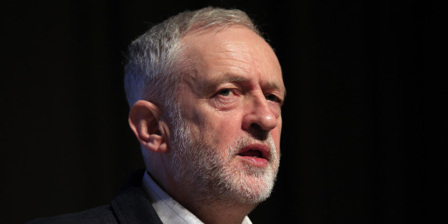Labour leader Jeremy Corbyn delivers his speech to the Fabian Society annual conference at the Institute of Education in central London.