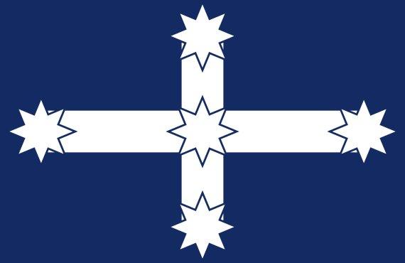 le drapeau eureka