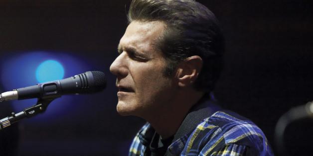 """Der Mitgründer und Gitarristen der Band """"Eagles"""", Glenn Frey"""
