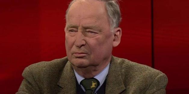 "Der AfD-Politiker Alexander Gauland bei ""Hart aber fair"""