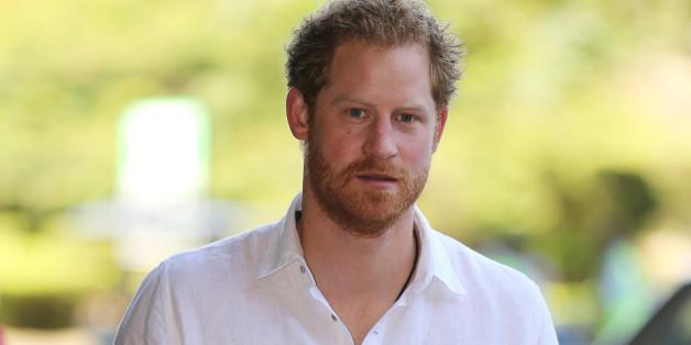 Hat Prinz Harry sich eine Prinzessin geangelt?