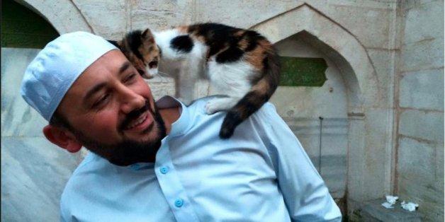 Er holt ein hungriges Kätzchen von der Straße. Was er dann mit ihm tut, geht um die Welt