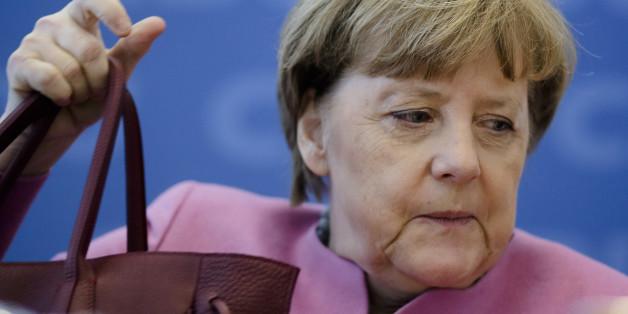 Ist Ende März die Zeit von Merkel als Kanzlerin schon gezählt?