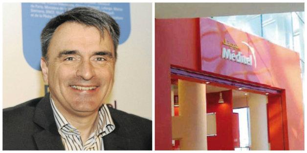 Michel Paulin, directeur général de Méditel, devrait prendre les rênes de SFR