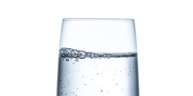Wasser ist gesund. Das wissen wir alle.