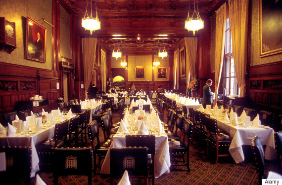 parliament dining