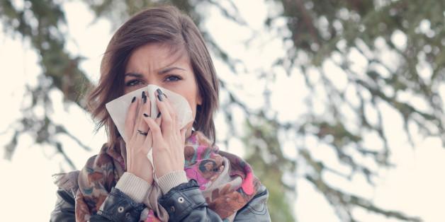 Die große Erkältungswelle soll 2016 ausbleiben