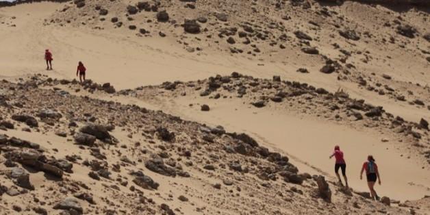 Courir le désert marocain tout en récoltant des fonds