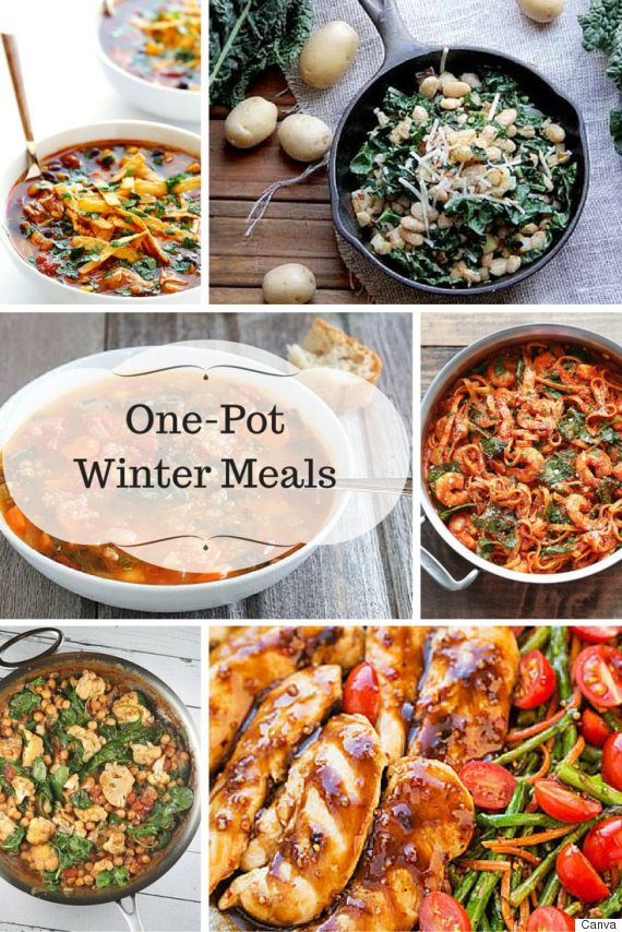 One pot recipes 20 meals perfect for winter weather onepot meals forumfinder Images
