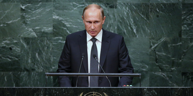 Der russische Präsident Wladimir Putin beim G20-Gipfel in der Türkei