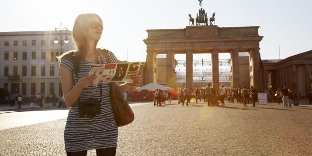 Die Zahlen ausländischer Touristen in Berlin steigen seit Jahren.