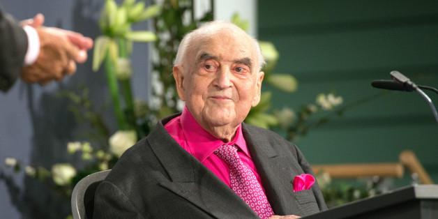 George Weidenfeld ist gestorben