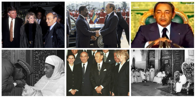 Commémoration: La vie de Hassan II en dix-sept images emblématiques