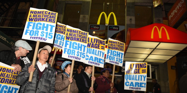 It's Time to Make the Minimum Wage a Living Wage