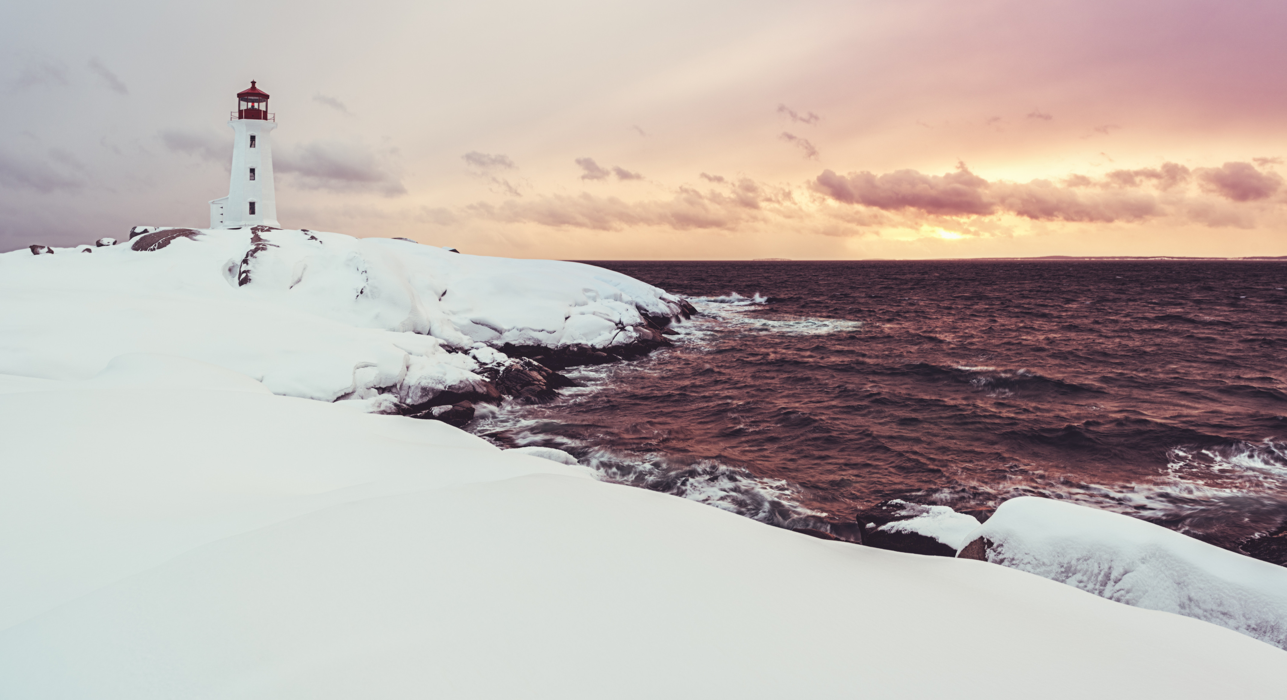 atlantic canada winter