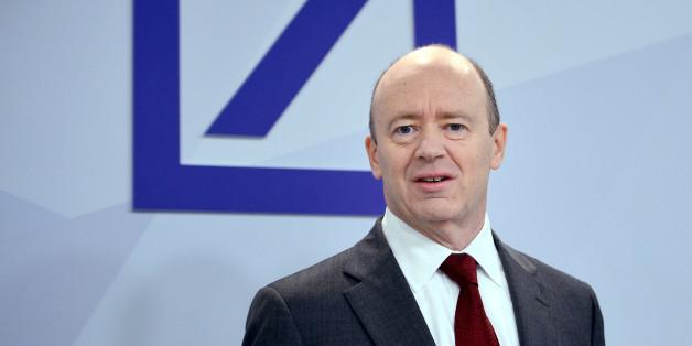 Der Co-Chef der Deutschen Bank John Cryan