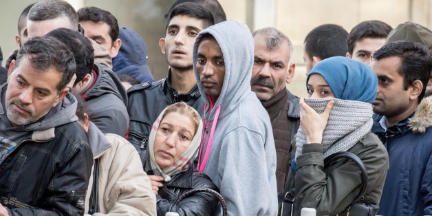 Flüchtlingskrise: Quote der bewilligten Asylanträge steigt