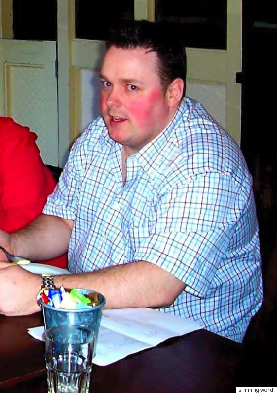 Man Loses 9 Stone And Overcomes Type II Diabetes Through Healthy Eating And Tap Dancing