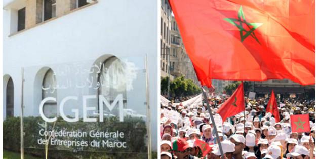 La CGEM proposera une loi sur le droit de grève. Façon de mettre la pression au gouvernement?