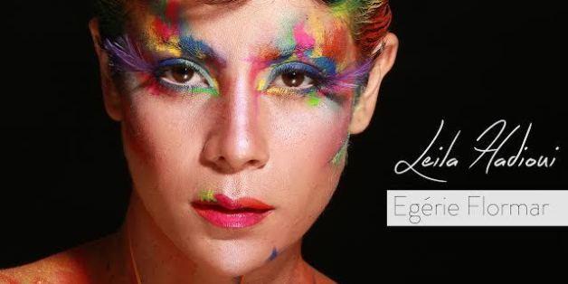 Leila Hadioui, nouvelle égérie de la marque turque Flormar
