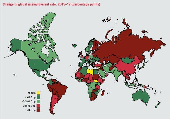 unemployment rate change