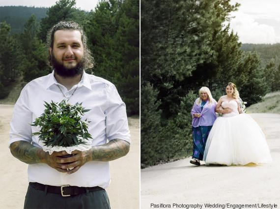 casamento maconha