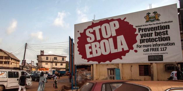 Sierra Leone gilt als ebolafrei - doch seitdem gibt es zwei Infektionsfälle.