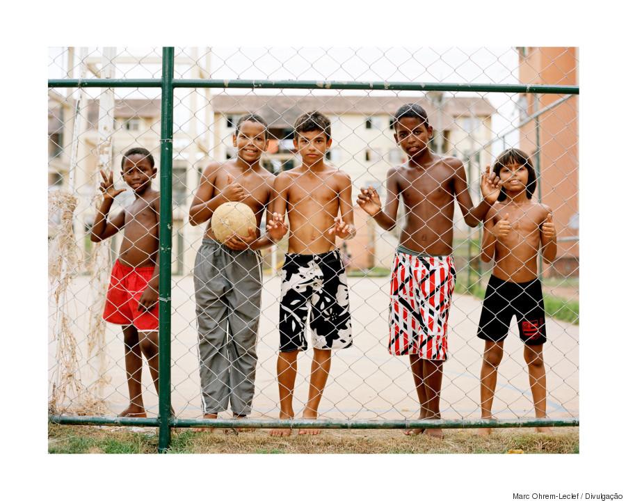 favela olimpica