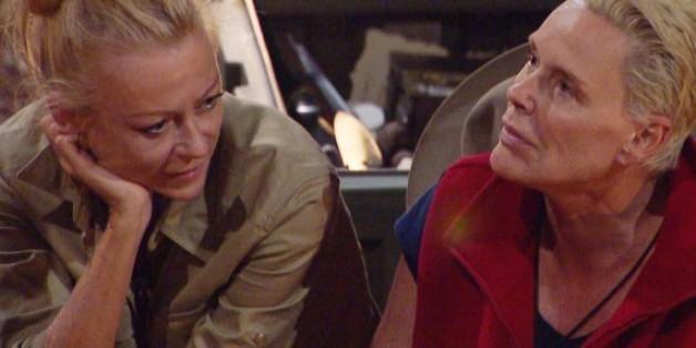 Brigitte Nielsen schwärmt von den Liebhaberqualitäten ihres Mannes, Jenny Elvers lauscht gebannt