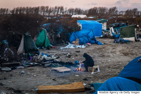 the jungle calais