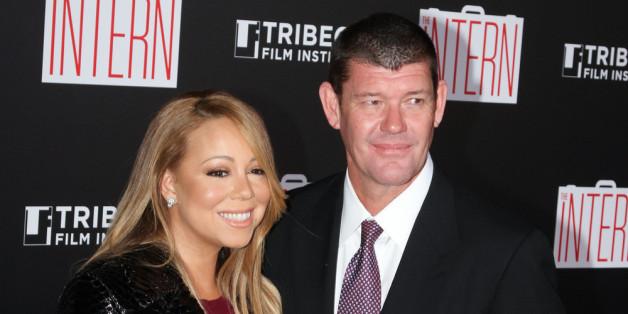 Mariah Carey hat sich verlobt