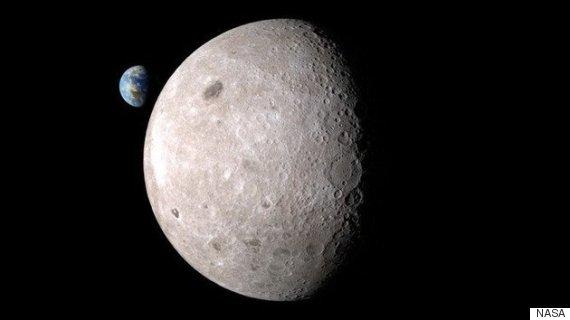 moon nasa