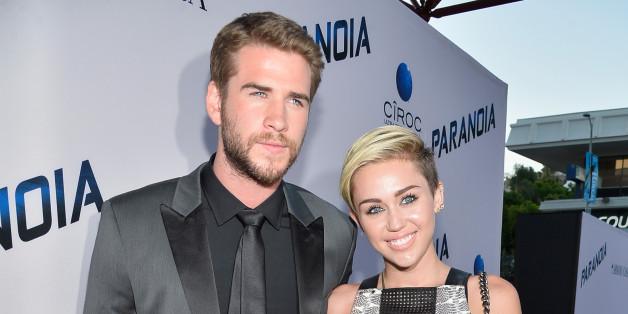 Miley Cyrus bientôt en robe de mariée?