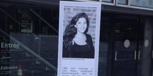 L'Institut du monde arabe à Paris rend hommage à Leila Alaoui