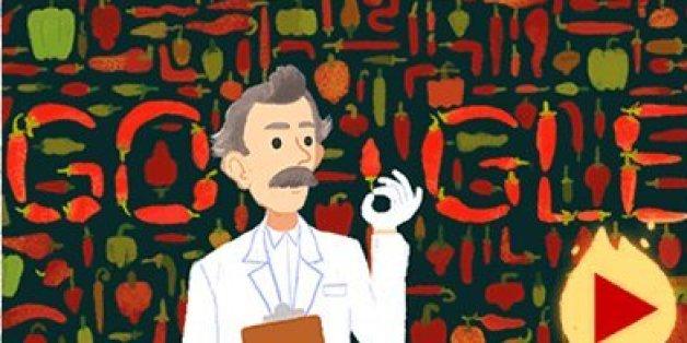 Google Doodle mit Scoville