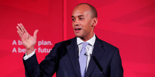 File photo dated 09/04/15 of Chuka Umunna, who said that Labour MPs should put their own principles above party loyalties in the expected Commons vote on extending British airstrikes to Syria.