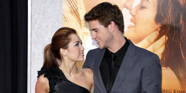 Heiraten Miley Cyrus und Liam Hemsworth jetzt doch?