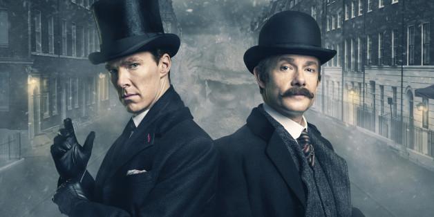"""""""Sherlock - Die Braut des Grauens"""" wird am Ostermontag um 21:45 Uhr in der ARD ausgestrahlt."""