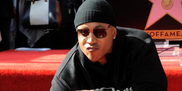 LL Cool J hat jetzt einen Stern auf dem Hollywood Walk of Fame