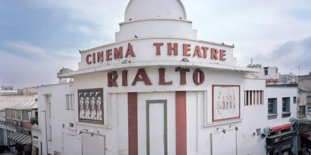 Le cinéma Rialto, à Casablanca.