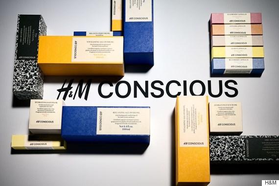 hm conscious beauty
