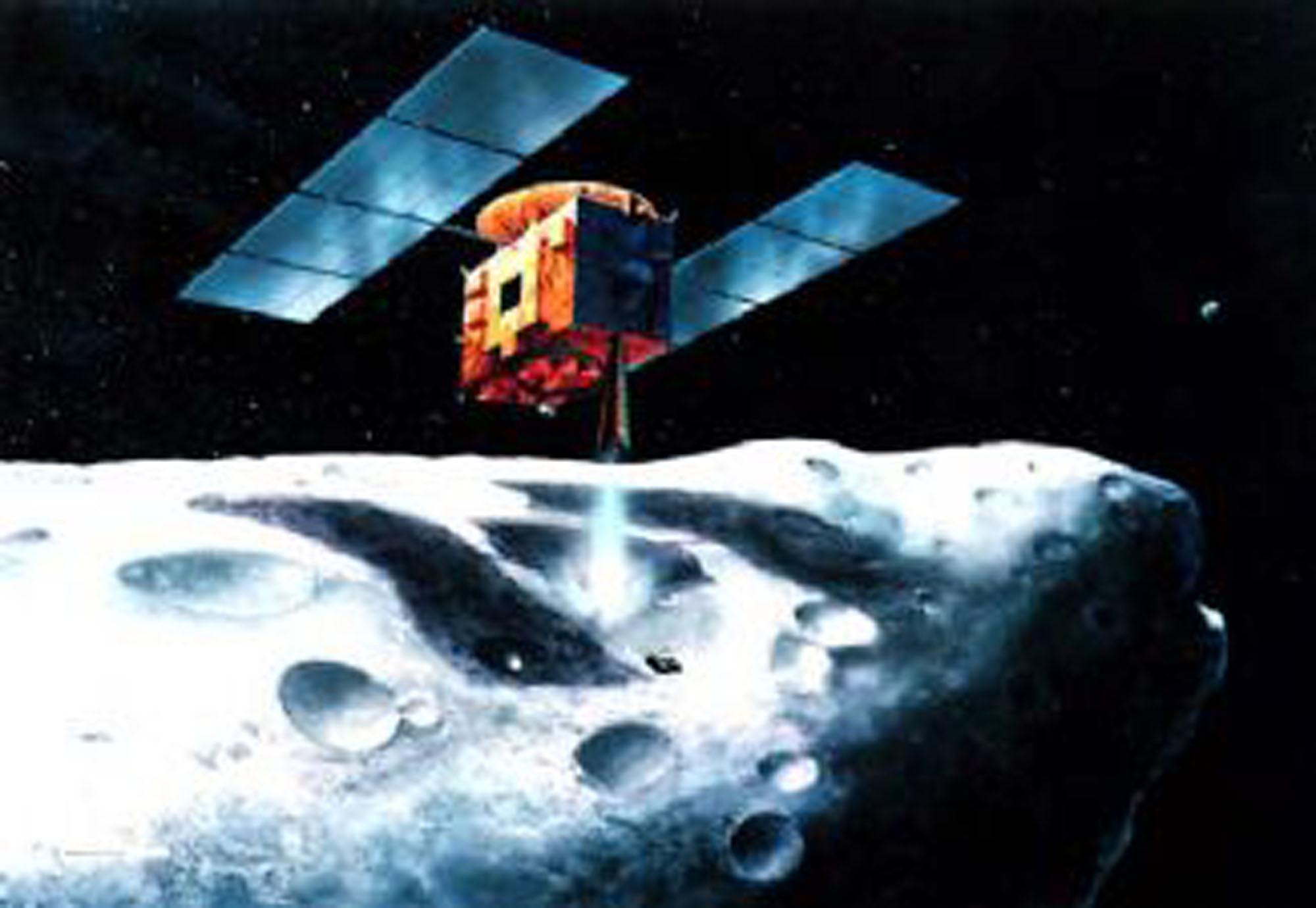 asteroeid earth