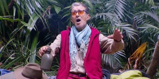 Rolf Zacher ist nicht mehr im Camp, Dr. Bob hat die Reisleine gezogen. David Ortega wurde von den Zuschauern rausgewählt.