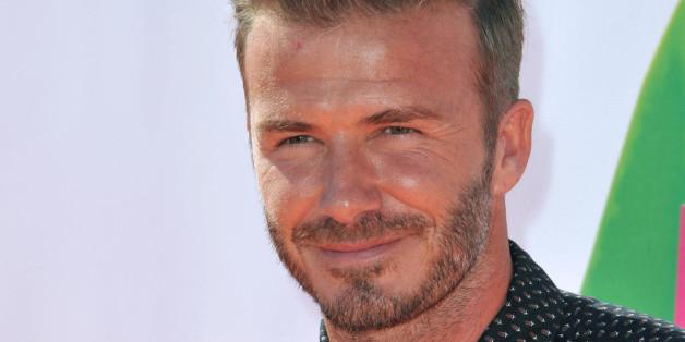 David Beckham hat lange an seinem eigenen Duft gearbeitet